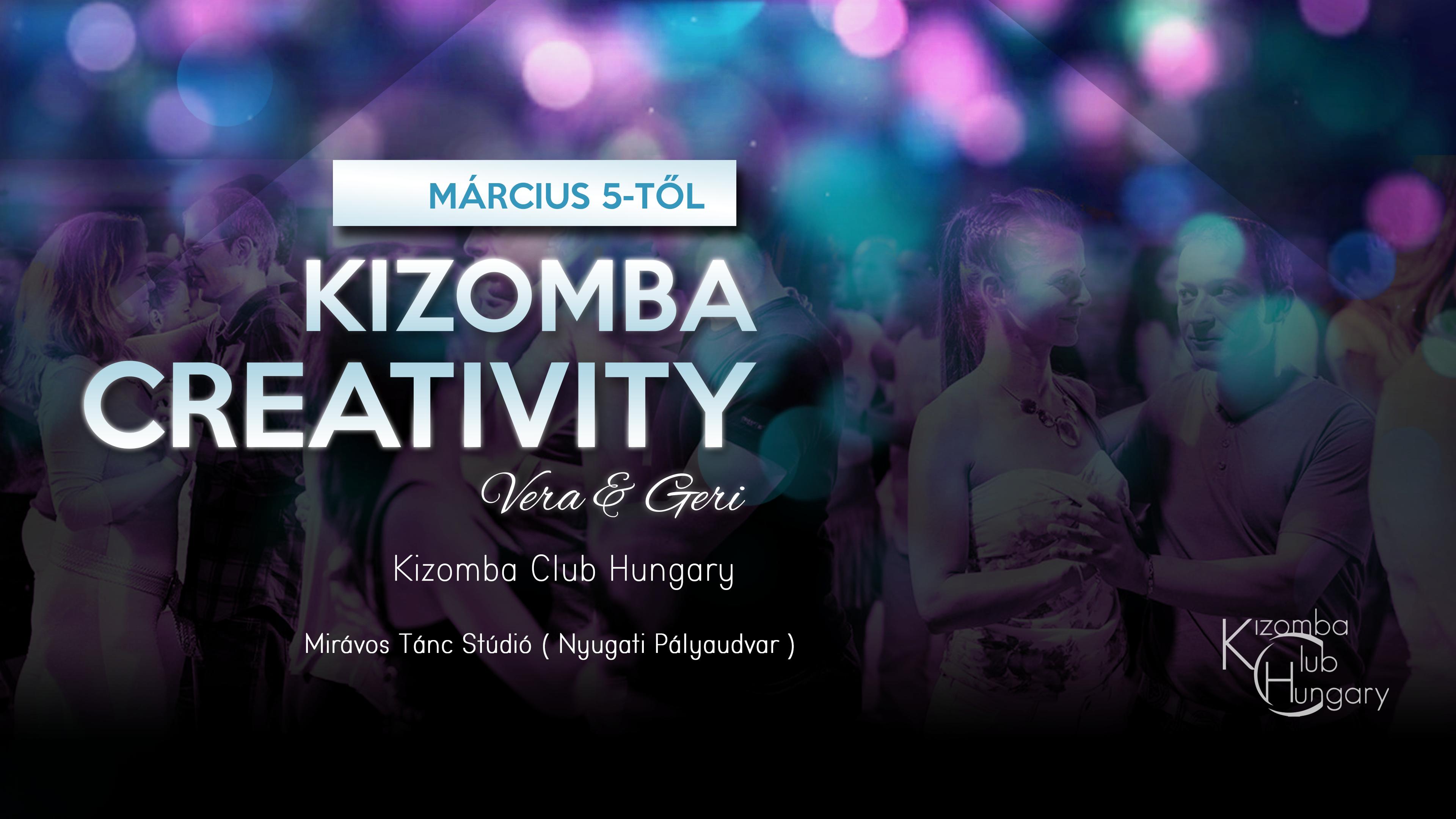 Kizomba Creativity- Vera&Geri (KCH)