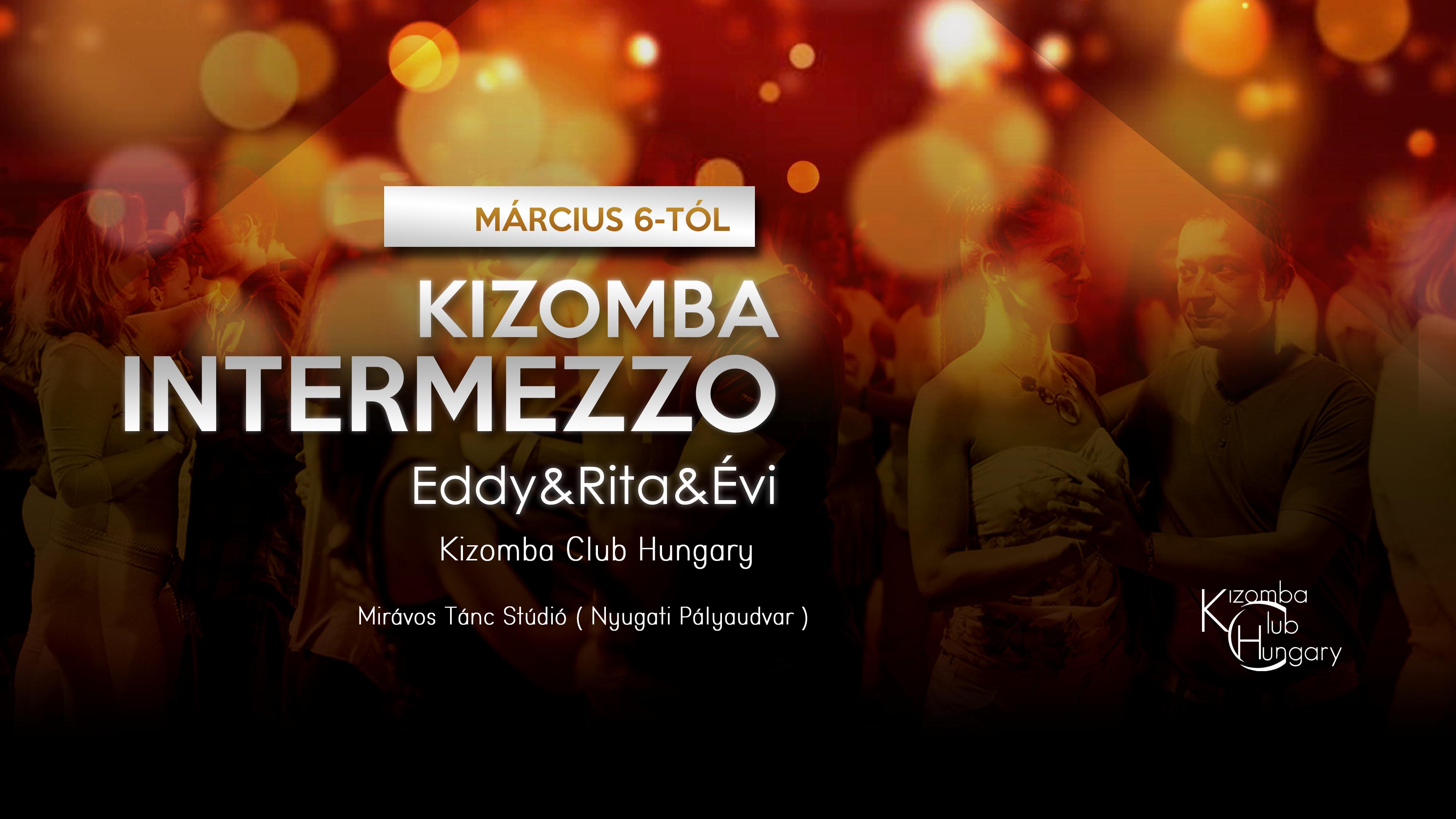 Kizomba Intermezzo - Eddy&Rita&Évi (KCH)