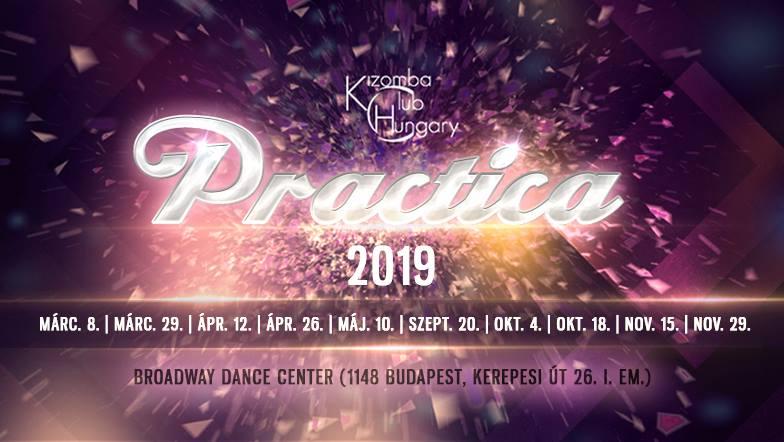Kizomba Practica 2019 - Broadway