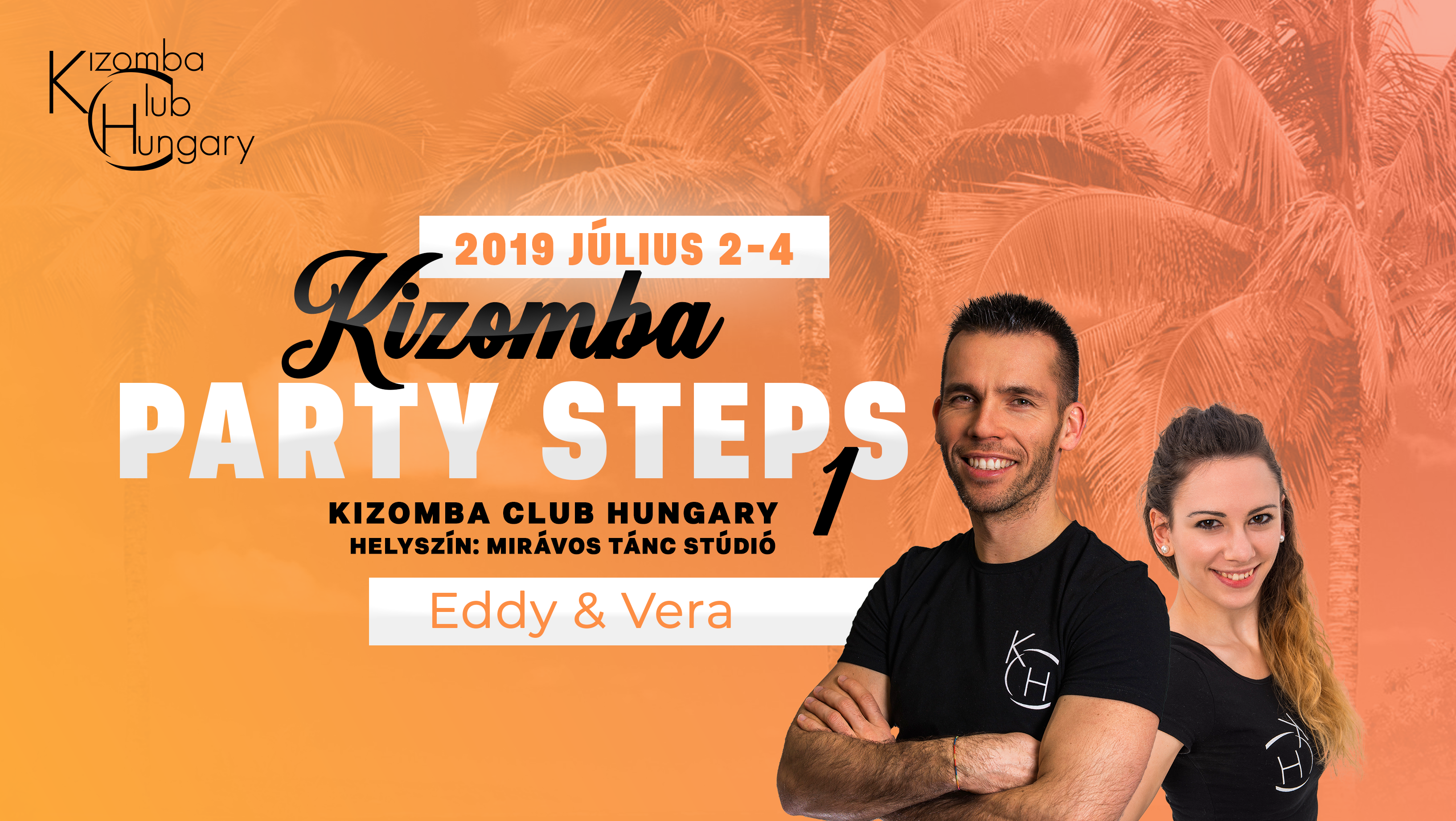 PARTY STEPS I. - SUMMER EDITION